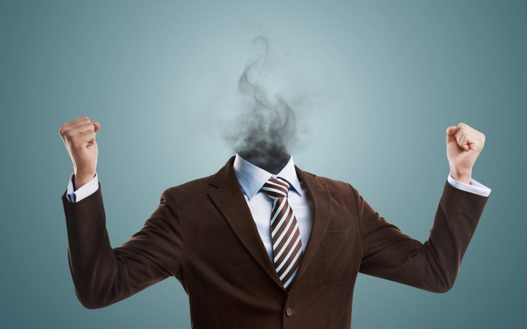 Burn-out ist nicht das Problem, sondern Beitrag zur Lösung